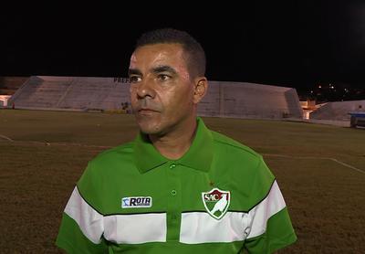Evandro Guimarães, Salgueiro (Foto: Reprodução/ TV Grande Rio)