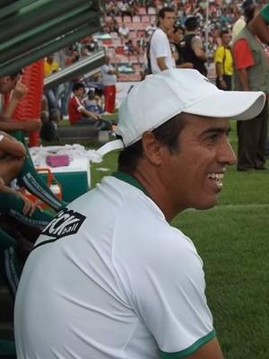 Carlos Alberto Pael, auxiliar técnico, Mamoré, Patos de Minas (Foto: Arquivo Pessoal/Carlos Alberto Pael)