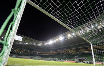 Palmeiras x Botafogo-PB: 15 mil ingressos vendidos para a partida