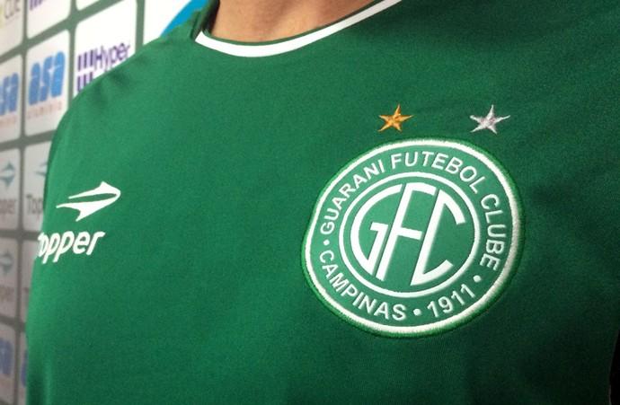 47cd4db4fe Guarani apresenta camisa para 2017  veja imagens e detalhes do uniforme