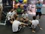 Dorival conta com Thiago Ribeiro e breca saída de atletas por empréstimo