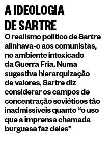 A ética de Sartre (Foto: ÉPOCA)