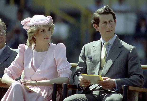 Lady Di e Príncipe Charles  (Foto:   Getty Images)