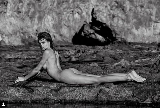 Josephine Skriver (Foto: Reprodução / Instagram)