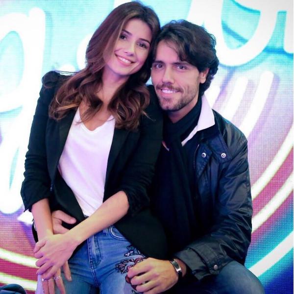 Paula Fernandes e Thiago Arancam (Foto: Reprodução/Instagra,)