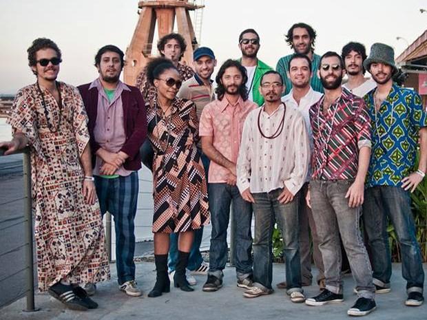 Orquestra afrobeat Abayomy é uma das atrações do Festival Contato em São Carlos, SP (Foto: Divulgação/Festival Contato)