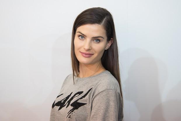 Isabeli Fontana (Foto: Andr Bittencourt)