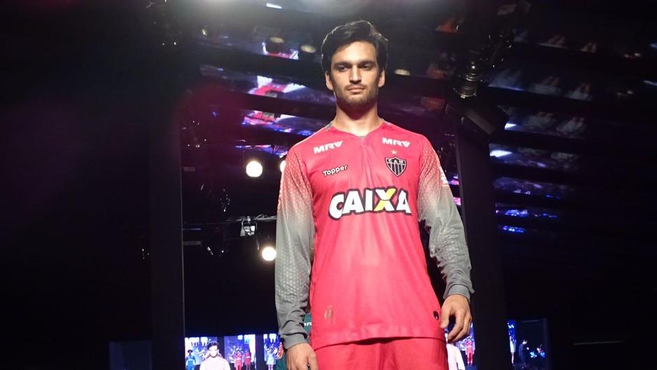 8fe14f252aa07 Confira todas as fotos do lançamento do uniforme do Atlético-MG - fotos em  atlético-mg