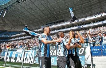 Grêmio busca vitórias em série para embalar e tem exemplo no rival Galo