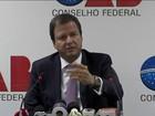 OAB vai pedir o impeachment do presidente Michel Temer