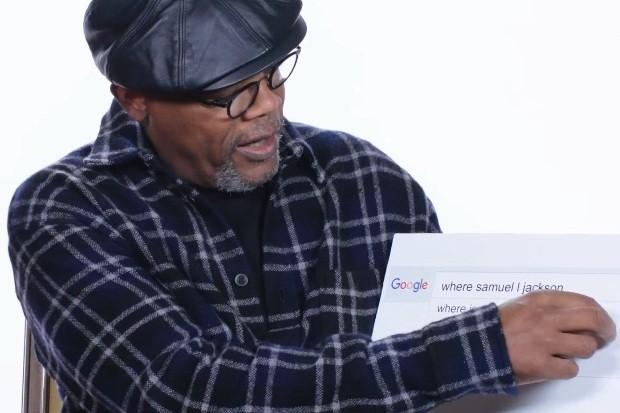 Samuel L. Jackson (Foto: Reprodução/Youtube)