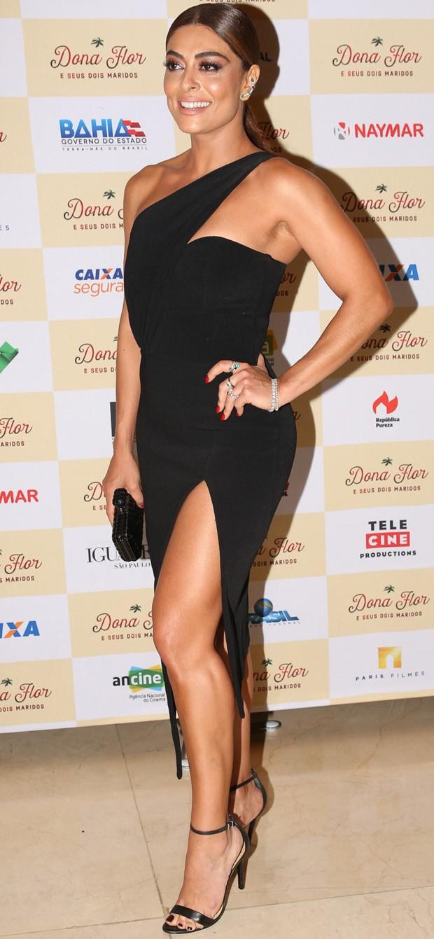 Juliana Paes (Foto: Deividi Correa/AgNews)
