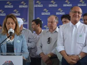 Patricia Iglecias, secretária estadual de Meio Ambiente (Foto: Jamile Santana/ G1)