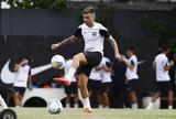 """Marcelo Fernandes vê Lucas Lima focado no Santos: """"Vontade de ajudar"""""""
