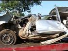 Única sobrevivente de acidente com cinco mortos segue internada, em GO