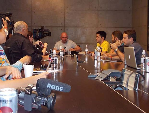 Dana White, UFC (Foto: Adriano Albuquerque)