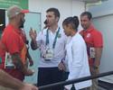 Novo caminho: após tristeza no  Rio, Sarah pode subir de categoria