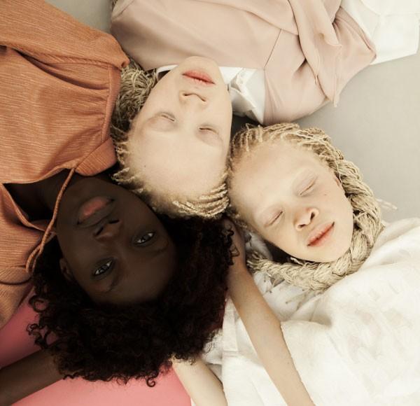 Lara, Mara e Sheila Bawar no ensaio feito por Vinicius Terranova (Foto: Vinicius Terranova)