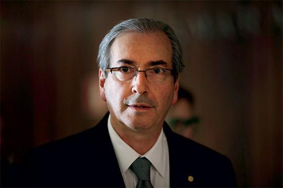 Eduardo Cunha, presidente da Câmara  (Foto: Dida Sampaio/Estadão Conteúdo)