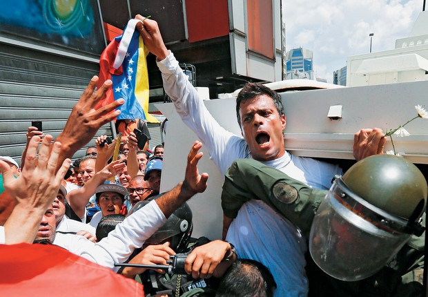 Venezuela: todos na rua