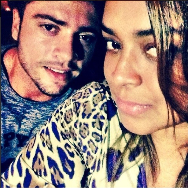 Rodrigo Godoy e Preta Gil (Foto: Reprodução Instagram)