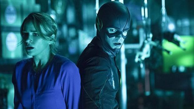 Flash enfrenta vilão capaz de desacelerar o tempo (divulgação)