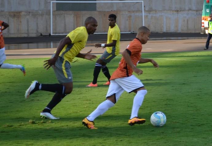 FC Goa, de Zico, busca empate com o Rio Branco e fica com taça de torneio (Foto: Sidney Magno Novo/GloboEsporte.com)