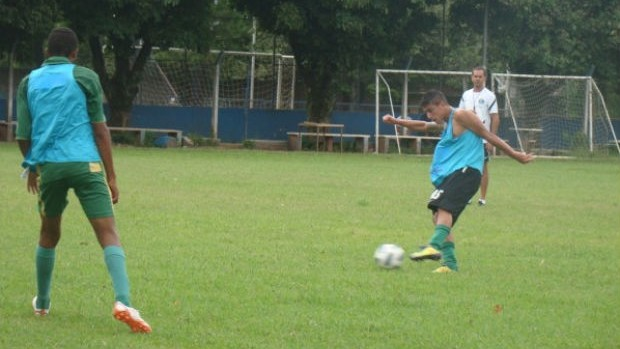 Coritiba Sub-20 treina com foco na classificação da Copinha (Foto: Divulgação / Site oficial do Coritiba)