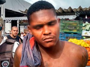 Carregador mata colega de trabalho por dívida de R$ 3 em Feira de Santana (Foto: Ed Santos/Acorda Cidade)