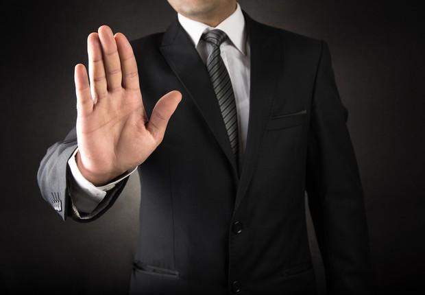 rejeição, executivo, recusa, chefe (Foto: Thinkstock)