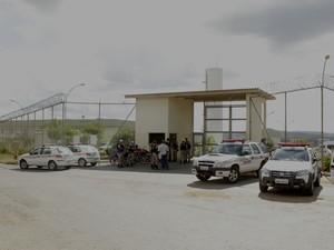 Ruy Muniz está preso no Presídio Regional de Montes Claros (Foto: Valdivan Veloso/G1)