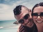 Joana Prado se declara para Vítor Belfort: 'Como eu amo esse homem'