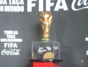 Tour da Taça - Boa Vista - Roraima (Foto: Herianne Cantanhede/GloboEsporte.com)