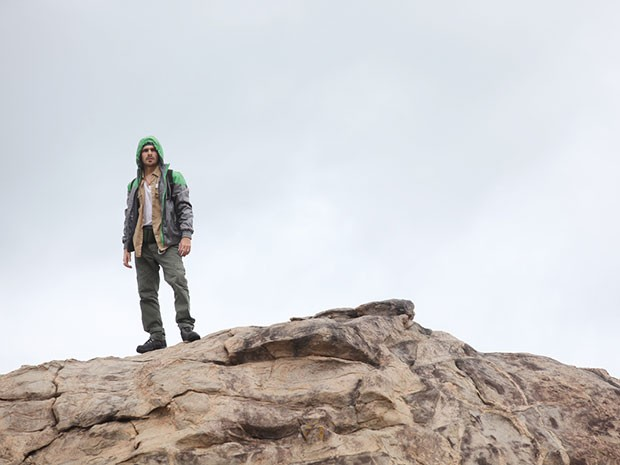 Zac vence a prova da ilha (Foto: Parker TV)