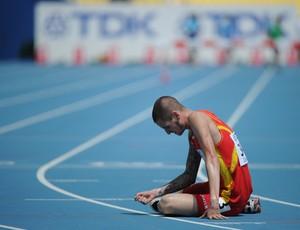 Ángel Mullera atleta espanhol suspeito de doping atletismo (Foto: AFP)
