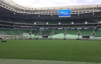 Palmeiras volta à arena e busca recuperação contra o Linense