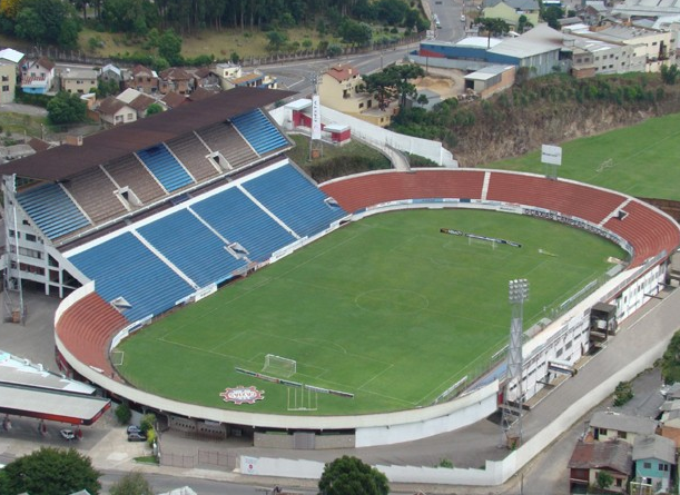 Confronto será no Estádio Centenário, em Caxias do Sul (Foto: nter / DVG)