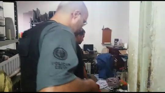 Polícia faz operação contra pedofilia e prende oito em flagrante no RJ