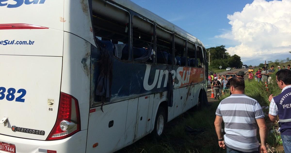 Após acidente com 6 mortos no RS, motorista faz tratamento ... - Globo.com