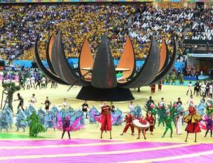 Abertura Copa do Mundo (Foto: Marcos Ribolli)