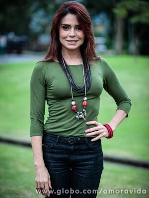 Françoise Forton (Foto: Amor à Vida / TV Globo)