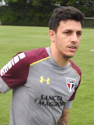 Jean Carlos São Paulo (Foto: Marcelo Hazan)