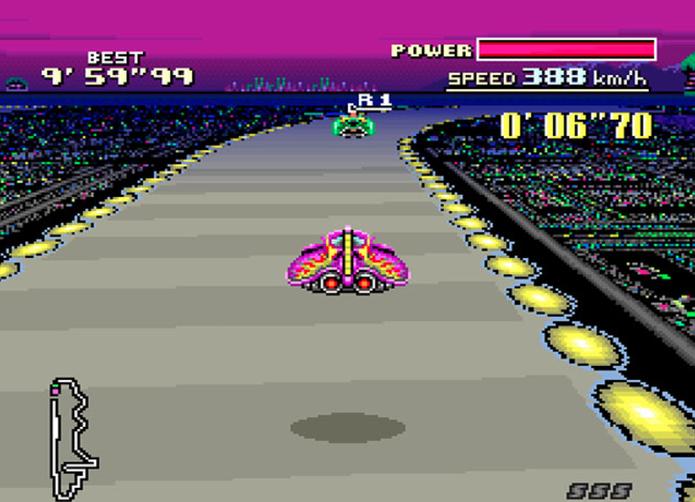 F-Zero (Foto: Reprodução/Retro Gaming)