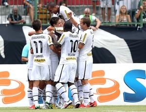 Bolívar gol Botafogo x Friburguense (Foto: AGIF)