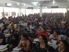 Candidatos lotam salas de cursinhos às vésperas da prova do Tjap