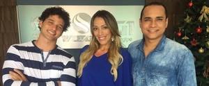 'Combinado' celebrou o aniversário de 45 anos da TV Sergipe com programa especial; confira (Divulgação / TV Sergipe)