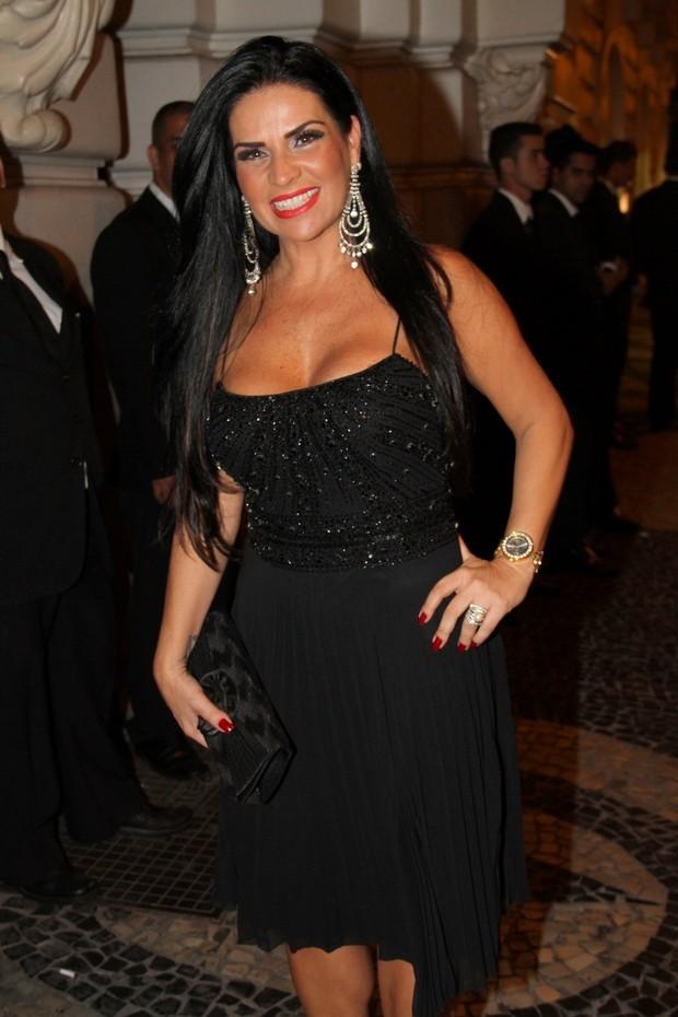 Solange Gomes (Foto: THYAGO ANDRADE/FOTO RIO NEWS)