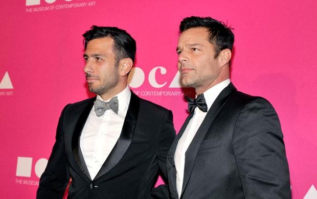 Jwan e Ricky (Foto: Getty Images)