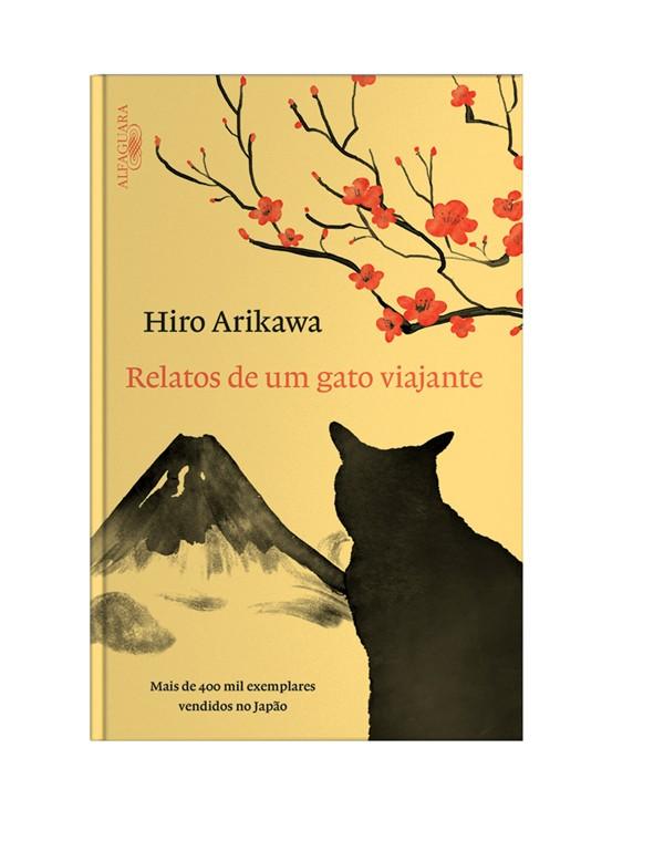 livro relatos de um gato viajante (Foto: Divulgação)