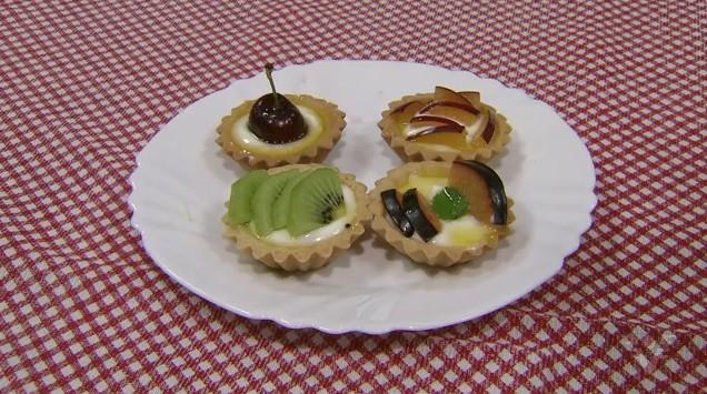 tartelete de frutas (Foto: divulgação)